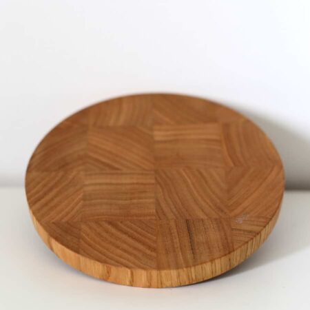 dessous de plat en bois de bout