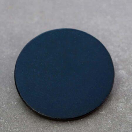 Dessous de plat en grès bleu nuit Gaelle le Doledec