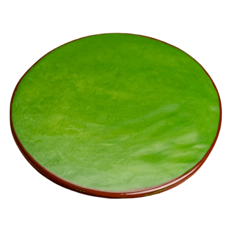 dessous de plat vert nikolepirate